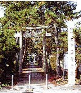 玉敷神社(埼玉県加須市)