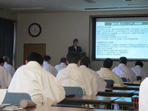 伊勢神宮神職セミナー (1)